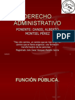 Derecho Administrativo Parte 4 UAD