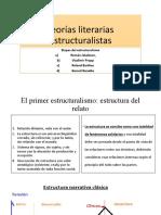 Ppt Teorías Literarias Estructuralistas