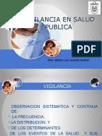 Clase 3. Vigilancia en Salud Publica