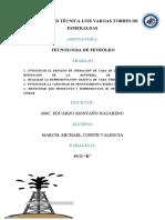 trabajo refineria de esmeraldas Marcel copete Valencia