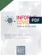 Quinto Informe Covid-19 Universidad de Chile