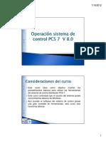 Operación PCS 7 V8 Completo