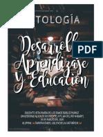 ANTOLOGÍA APRENDIZAJE Y EDUCACIÓN