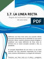 1.7. LA LINEA RECTA.pptx