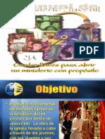 Manual de Ministerio Juvenil.ppt