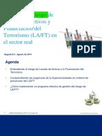 Sistema Gestión de Riesgo Lavado Activos - Financiación Terrorismo (1)