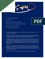 Unidad 1. Actos y Obligaciones Mercantiles