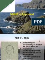 NMHP - Appraisal