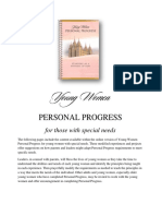 Personal ProgressOnline Special Needs Content