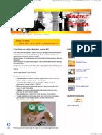 Xadrez Pirata_ Como fazer um relógio de xadrez caseiro #01