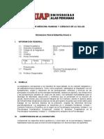 SILABO TECNICAS PSICOTERAPEUTICAS II.docx