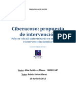 proyecto psicosocial ciberacoso2020