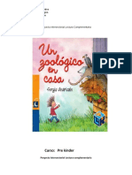 Proyecto Lectura complementaria PRE- KINDER.doc