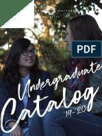 Concordia Portland Undergrad Catalog