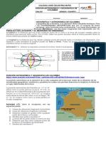 POSICION GEOGRAFICA Y ASTRONOMICA DE COLOMBIA (1) (2)