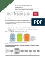 planeacion, estrategias SBU