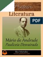 Pauliceia Desvairada - Mario de Andrade (1).Pt.es