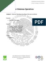 Unidad 3 Sistemas Operativos de software libre para Servidores