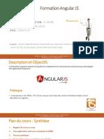 Formation Angular JS