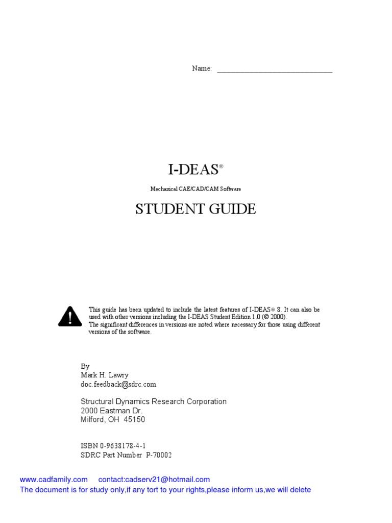 I deas student guide icon computing menu computing fandeluxe Choice Image