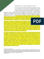 Configuración de delitos contra La Salud Pública en el contexto de pandemia por el Covid