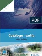 CATALOGO XYLEM 2012