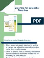 metab disorders
