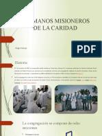 Hermanos misioneros de la caridad.pptx