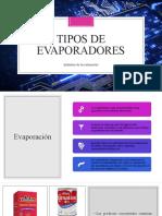 Tipos de evapporadores.pptx