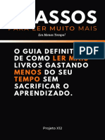 7 Passos Para Ler Muito Mais (Em Menos Tempo!) - PROJETO X12.pdf