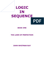 Logic in Sequence Book 1 - Dr John Whitman Ray