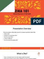 CDPHZika101Presentation