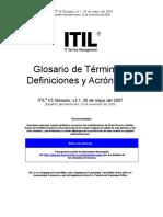 ITILV3_Glossary_LA_Spanish_V2.1_Nov09