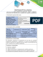 Guía de actividades estaditica- Fase 2. Elaborar documento de identificación y análisis de variables estad.pdf