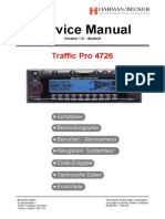Becker Traffic Pro 4726