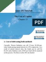 JAWABAN LATIHAN COST OF CAPITAL