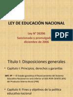 001_LEY DE EDUCACIÓN NACIONAL_26206