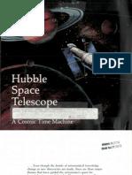 Hubble Space Telescope a Cosmic Time Machine