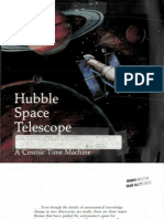 Hubble Space Telescope a Cosmic Time Machine