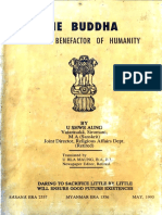 The Buddha - Peerless Benefactor of Humanity (U Shwe Aung).pdf
