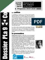 Dossier Pla 9 - Codi 71