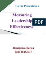 Leadership 17.7.19
