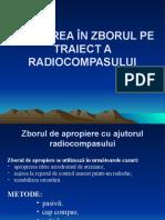13.Folosirea radiocompasului zborul de apropiere