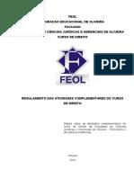 REGULAMENTO DAS ATIVIDADES COMPLEMENTARES-1