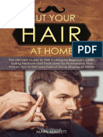 Cut Your Hair at Home the Ultimate Guide to Haircutting for Beginners Learn Styling Methods and To