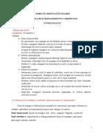 Subiecte Orientative Examen Legislatie Si Managementul Cabinetului