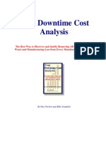 True Down Time Cost 2sample