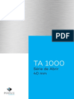 TA 1000 Perface