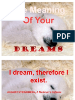 The Meaning of Your Dreams