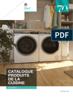 Catalogue Gorenje Morocco 2020